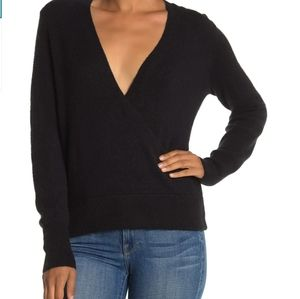 ♠️NWT MADEWELL Black Pullover Sweater XS